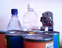 Short-Term Food and Water Disaster Preparedness Checklist